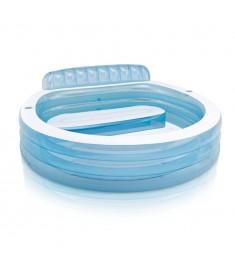 Intex Πισίνα Φουσκωτή Swim Center Family Lounge Pool 57190NP  91527
