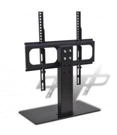 """Βάση Τηλεόρασης Επιτραπέζια Μαύρη από Σίδερο για Οθόνες 23""""-55""""   275391"""