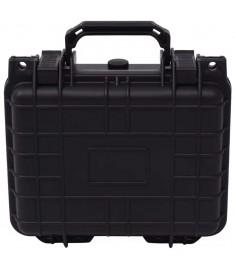 Βαλίτσα Εξοπλισμού Προστατευτική Μαύρη 27 x 24,6 x 12,4 εκ.  275400