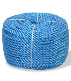 Σχοινί Στριφτό Μπλε 8 χιλ. 500 μ. από Πολυπροπυλένιο  143843
