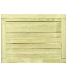 Πόρτα Φράχτη 75 x 100 εκ. από Εμποτισμένο Ξύλο Πεύκου FSC   45332