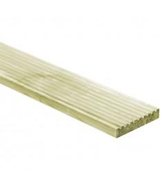 Σανίδες Deck 6 τεμ. 1,34 μ² από Ξύλο FSC  44944