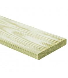 Σανίδες Deck 10 τεμ. 1,87 μ² από Ξύλο FSC  44945
