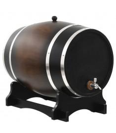 Βαρέλι Κρασιού 35 Λίτρων από Μασίφ Ξύλο Πεύκου με Κάνουλα  50685