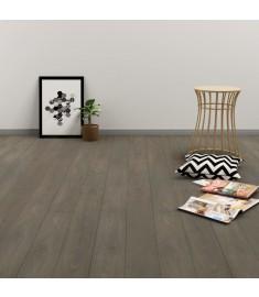 Δάπεδο Αυτοκόλλητο Γκρι / Καφέ 4,46 μ² από PVC  143876