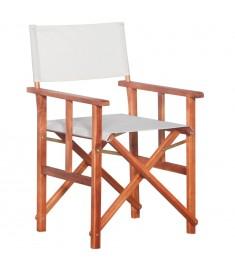 Καρέκλα Σκηνοθέτη από Μασίφ Ξύλο Ακακίας  45596