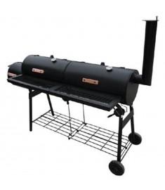 Ψησταριά Καπνιστήρι Nevada Μαύρη XL  40254