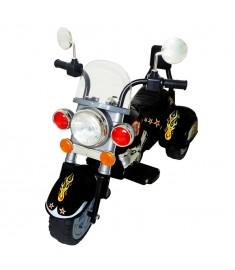 Ηλεκτροκίνητη Μηχανή Chopper Μαύρη  80051