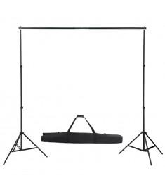 Τηλεσκοπική Βάση Στήριξης για Φωτογραφικό Φόντο 300 cm  190001