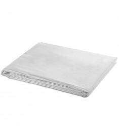 Φωτογραφικό Φόντο Λευκό 600 x 300 εκ. από Βαμβάκι   190010