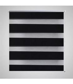 Σύστημα Σκίασης Ρόλερ Zebra Μαύρο 40 x 100 εκ.