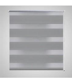 Σύστημα Σκίασης Ρόλερ Zebra Γκρι 50 x 100 εκ.