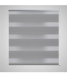 Σύστημα Σκίασης Ρόλερ Zebra Γκρι 80 x 150 εκ.  240199