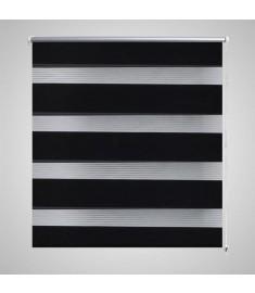 Σύστημα Σκίασης Ρόλερ Zebra Μαύρο 80 x 150 εκ.  240200