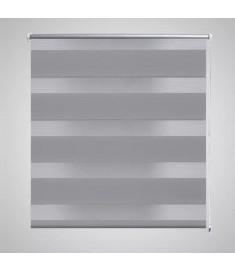 Σύστημα Σκίασης Ρόλερ Zebra Γκρι 80 x 175 εκ.   240203