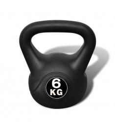 Βαράκι γυμναστικής kettlebell 6 kg
