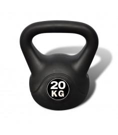 Βαράκι γυμναστικής kettlebell 20 kg  90394