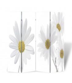 Διαχωριστικό δωματίου με ταπετσαρία λουλούδια 160 x 180 cm  240477