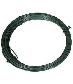 Σύρμα Περίφραξης Πράσινο 25 μ. / 1,4/2 χιλ. Ατσάλινο  140368