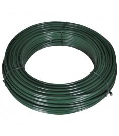 Σύρμα Περίφραξης Πράσινο 55 μ. / 2,1/3,1 χιλ. Ατσάλινο   140369