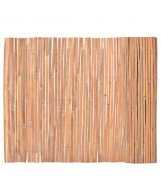 Φράχτης μπαμπού 100 x 400 cm