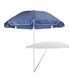 Ομπρέλα Θαλάσσης Μπλε 240 εκ.   40752