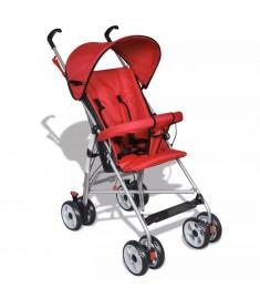 Παιδικό καρότσι Σύγχρονο για μωρά και μικρά παιδιά Κόκκινο   10055