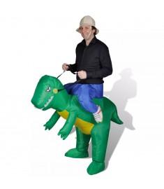 Στολή Φουσκωτή Δεινόσαυρος  130115