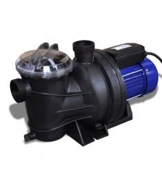 Ηλεκτρική αντλία πισίνας 1200W μπλε  90467