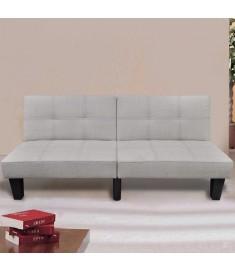 Καναπές - Κρεβάτι Ρυθμιζόμενος Μπεζ   240783