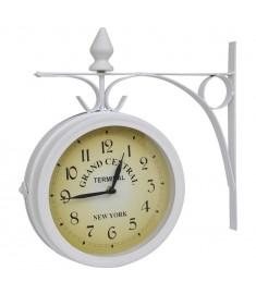 Ρολόι τοίχου κλασικό σχέδιο δύο πλευρών  30039