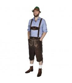 Παραδοσιακή στολή Βαυαρού Για το Oktoberfest Μέγεθος L  130116