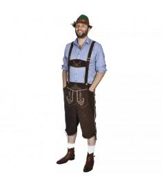 Παραδοσιακή στολή Βαυαρού Για το Oktoberfest Μέγεθος ΧL  130117