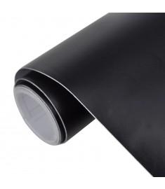 Μεμβράνη Αυτοκινήτου Αδιάβροχη Χωρίς Φυσαλίδες Μαύρη Ματ 500 x 152 εκ.  150130
