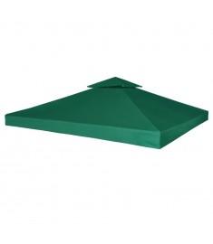 Κάλυμμα Ανταλλακτικό για Κιόσκι 310 γρ./μ² Πράσινο 3 x 3 μ.  40876