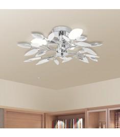 Φωτιστικό Οροφής με Βραχίονες σε Σχήμα Φύλλου  240980