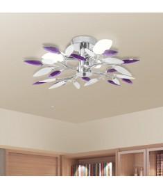Φωτιστικό Οροφής με Βραχίονες - Φύλλα  240981