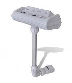 Μικρός Καταρράκτης Πισίνας Συντριβάνι με Φώτα LED  90504