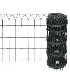 Μπορντούρα Κήπου 25x0,65 μ. Σίδηρος με Ηλεκτρ/τική Βαφή Πούδρας   141074