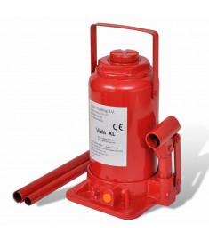 Υδραυλικός Γρύλος Μπουκάλας 20 Τόνων Κόκκινος για Ανύψωση Οχημάτων   210259