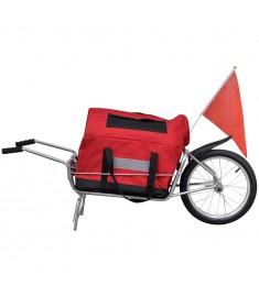 Τρέιλερ ποδηλάτου με μια ρόδα και σάκο αποθήκευσης   90621