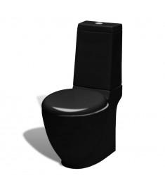 Λεκάνη τουαλέτας/WC από Πορσελάνη Μαύρη  141136