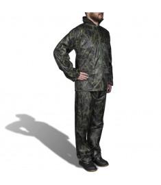 Σετ αδιάβροχο με κουκούλα Ανδρικό Παραλλαγή XL  130191