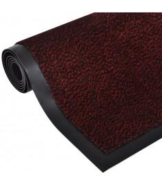 Πατάκι απορροφητικό σκόνης ορθογώνιο 150 x 90 cm Κόκκινο   241234