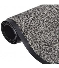 Πατάκι απορροφητικό σκόνης ορθογώνιο 120 x 90 cm Μπεζ   241237
