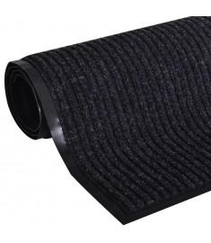 Πατάκι Εισόδου Μαύρο 90 x 60 εκ. από PVC  241264