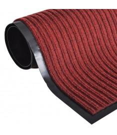 Πατάκι Εισόδου Κόκκινο 90 x 150 εκ. από PVC   241271