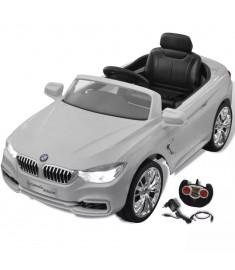 Ηλεκτροκίνητο Παιδικό Αυτοκίνητο BMW Λευκό με Τηλεκοντρόλ   80095