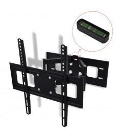Βάση Τηλεόρασης 3D Κεκλιμένη & Περιστρεφόμενη Επιτοίχια Διπλό Βραχίονα  50317