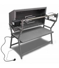 Ψησταριά - Σούβλα για BBQ από Σίδηρο και Ανοξείδωτο Ατσάλι  41349